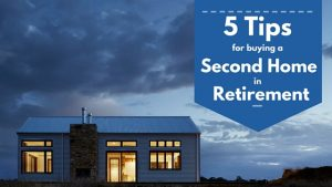 5 reasons for purchasing a second home
